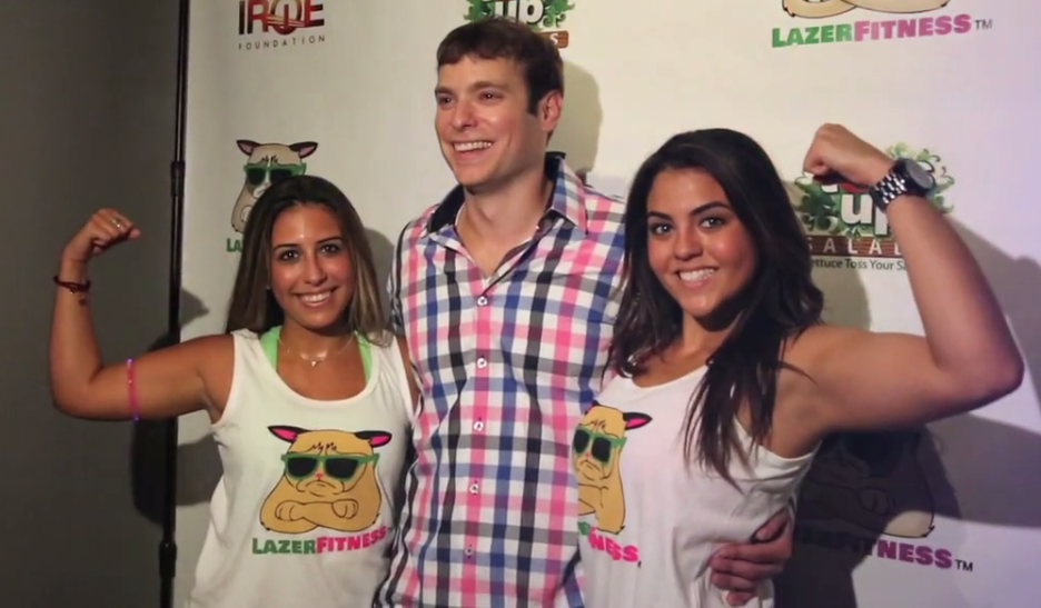 LAZER FITNESS – launch video for business