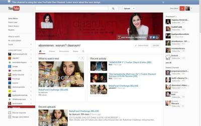 Diseño y Gestión Personalizada de Canales de YouTube
