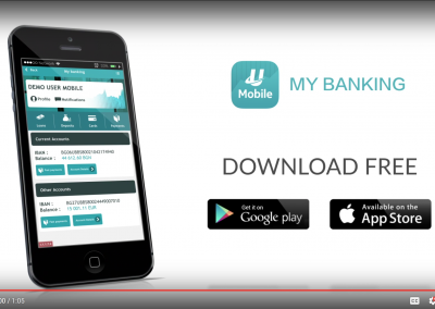 Banking Mobile App Promo Video